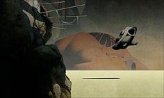 Welcome To Arrakis by Dan McPharlin