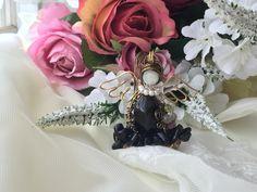 『プリンセスシリーズ』☆ブラックドレスの歌姫☆ワイヤーペンダント
