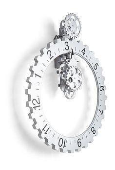 Big Gears Wall Clock