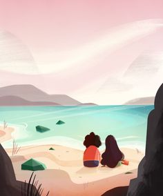 """mintyburps: """"A lot of relationships are important in Steven Universe but STEVEN AND CONNIE!!! (Also I was really itching to draw some fanfarts but would like to avoid the big spoiler ones hngrk) """""""