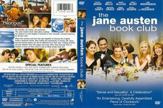 Cookbook front and back cover | COVERS.BOX.SK ::: The Jane Austen Book Club (2007) - high quality DVD ...