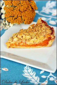 Dulce de Leche: Marhuľový koláč s marcipánovou posýpkou