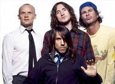 | Red Hot Chili Peppers