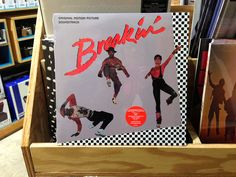 Breakin',that's how all started... I've Always Liked the Typography on This Album Cover: Makeup and Beauty Blog: Makeup Reviews, Beauty Tips and Drugstore Beauty Finds