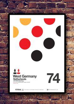 Image of WEST GERMANY. NETHERLANDS - 1974