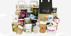 Printed Cups UK - Specialists in Printed Paper Cups and other Printed Takeaway Packaging