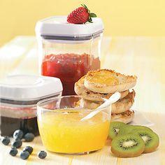 How to Make Freezer Jam | Taste of Home Recipes