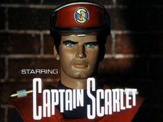 #captainscarlet #gerryandersonnews