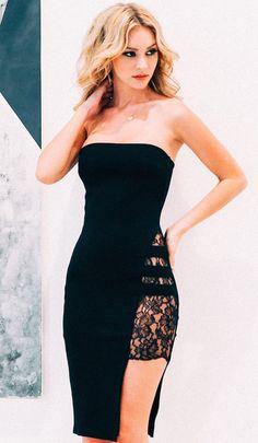 Lurelly Noir Dress
