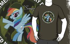 For the glory of Equestria!