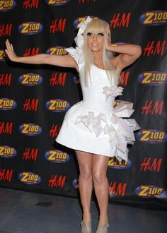 """""""I think we should not be cynical about the individuality of others...people should see it as expression."""" Lady Gaga"""
