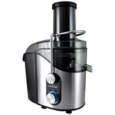 PYLE HOME PKJC40 Nutrichef Juice Extractor Kitchen Juicer Home  #FoodProcessors #NewHomeAppliances