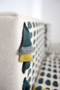 Strata furniture by Katrine Hesseldahl & Victor Strimfors