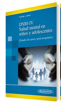 Imagen del Libro: DSM-IV. Salud Mental en niños y adolescentes