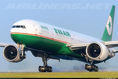 Boeing 777-35E/ER aircraft picture