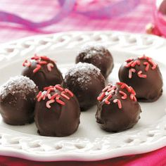 Coconut Bonbons Recipe from Taste of Home -- shared by Claudia Ruiss of Massapequa, New York