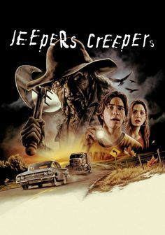 """Badass poster art for """"Jeepers Creepers.""""-Watch Free Latest Movies Online on Moive365.to"""