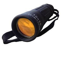 Zoom In! 10X25 Monocular - Handheld - Compact - Waterproof - Lightweight - 10X Zoom Telescope - Adjustable - Coated Lens To Reduce Glare - Durable Rubber Coated Metal Body - Best Monoculars For Bird Watching, Golf, Camping, Hiking, Sport Events%