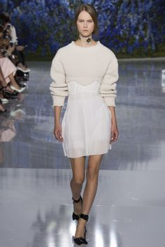 Christian Dior ready-to-wear spring/summer '16 - Vogue Australia