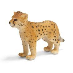 Schleich® Cheetah Cub Figure - Tractor Supply Co.