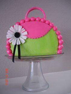 Little Purse Cake