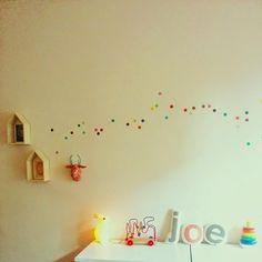 "Stickers confettis ""Studio jolis mômes"" (www.studiojolismomes.com) chez Les enfants du septième"
