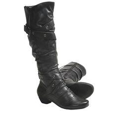 Henri Pierre by Bastien Nadia Winter Boots (For Women) in Black