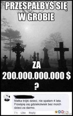 Ministerstwo memów, zdjęć i innych śmiesznych obrazków - KWEJK.pl Wtf Funny, Funny Jokes, Hilarious, Memes Humor, Funny Lyrics, Polish Memes, Dark Sense Of Humor, Quality Memes, Reaction Pictures