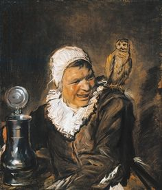 Frans Hals - The Witch of Holland