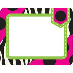 Name Tag Design Ideas   Google Search. See More. Zebra Labels, TCR70124