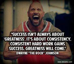 Motivation - Dwayne Johnson