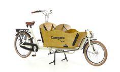 Cangoo, dé familiefiets - Cangoo Downtown Plus bakfiets   cangoo.nl - 1149 Euro