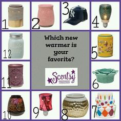 What's your favorite new warmer?