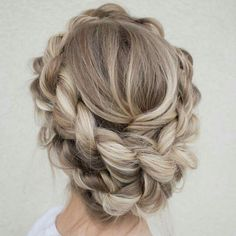 Hairstyle I want for my wedding!