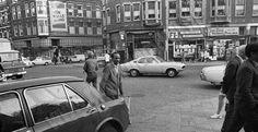 De West Kruiskade, 1971