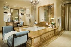 Bedroom With Whirlpool Tub Home Design Ideas, Pictures, Remodel and Decor