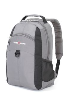 9a202907ff 6715 Daypack - Grey Swiss Gear Backpack