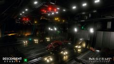 """Remember Descent? The classical Sci-Fi shooter of the 90's? If you loved that game, you should rejoice, because it is getting a reboot. Eric """"Wingman"""" Peterson, a former Star Citizen employee and supervisor of the Star Citizen persistent universe, has formed a new studio, called Descendent Studios, and wants to bring Descent back, in the form of a new game named Descent Underground. News Studio, Star Citizen, News Games, Universe, Bring It On, Studios, Sci Fi, Gaming, Science Fiction"""