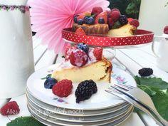 """""""Ratz-fatz"""" Topfen-Vanillekuchen mit Früchten*"""
