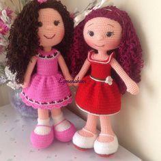 Bu iki hanım kızımızı da Ankara'ya gönderdiğimize göre Niloya örmeye başlayabilirim #oyunarkadaşı #oyuncak #uykuarkadasi #uykuarkadaşı #amigurumicrochet #amigurumis #diy #dress #dolls #doll #dolguoyuncak #tigisi #tigisioyuncak #sagliklioyuncak #organic #organikoyuncaklar #niloya #dinozor #dino #dikiş #sac #elbisemodelleri #handmade #hediyelik #handmadedolls  #photogrid @photogridorg