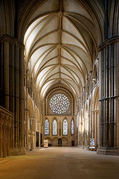 Lincoln Cathedral, Lincolnshire - more breathtaking in real life.