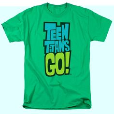 """Checkout our #LicensedGear products FREE SHIPPING + 10% OFF Coupon Code """"Official"""" Teen Titans Go / Logo-short Sleeve Adult 18 / 1-kelly Green-sm - Teen Titans Go / Logo-short Sleeve Adult 18 / 1-kelly Green-sm - Price: $29.99. Buy now at https://officiallylicensedgear.com/teen-titans-go-logo-short-sleeve-adult-18-1-kelly-green-sm"""
