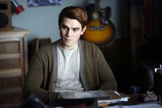 Archie's pulled between two worlds on Riverdale, Thursday at 9/8c on The CW!