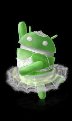 """2012/09/12 - 1  Sho Baba: Bugdroid + Ballerina.【Draw a picture with smartphone】ドロイド君 + バレリーナ【スマホでおえかき】なんでバレリーナなんぞ描いたのか分かりません。なんかの予知だったりして。"""