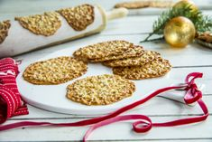 Norwegian Christmas, Cookie Pie, Snacks, Christmas Treats, No Bake Cake, Biscuits, Food And Drink, Xmas, Cooking Recipes