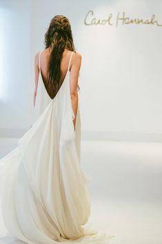 Carol Hannah Wedding Dresses - Fall 2015 Bridal Collection   Junebug Weddings