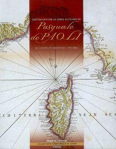 La cartographie à l'époque de Paoli