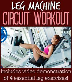 10 minute workout machine