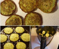 Rezept Zucchini-Pfannkuchen von Eu Genie - Rezept der Kategorie Vorspeisen/Salate