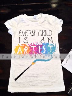 cc7c9b18fb 66 Best Art T-Shirts images | Art teacher outfits, Teacher outfits ...